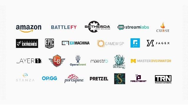 Keynote - TwitchCon Developer Day 2017
