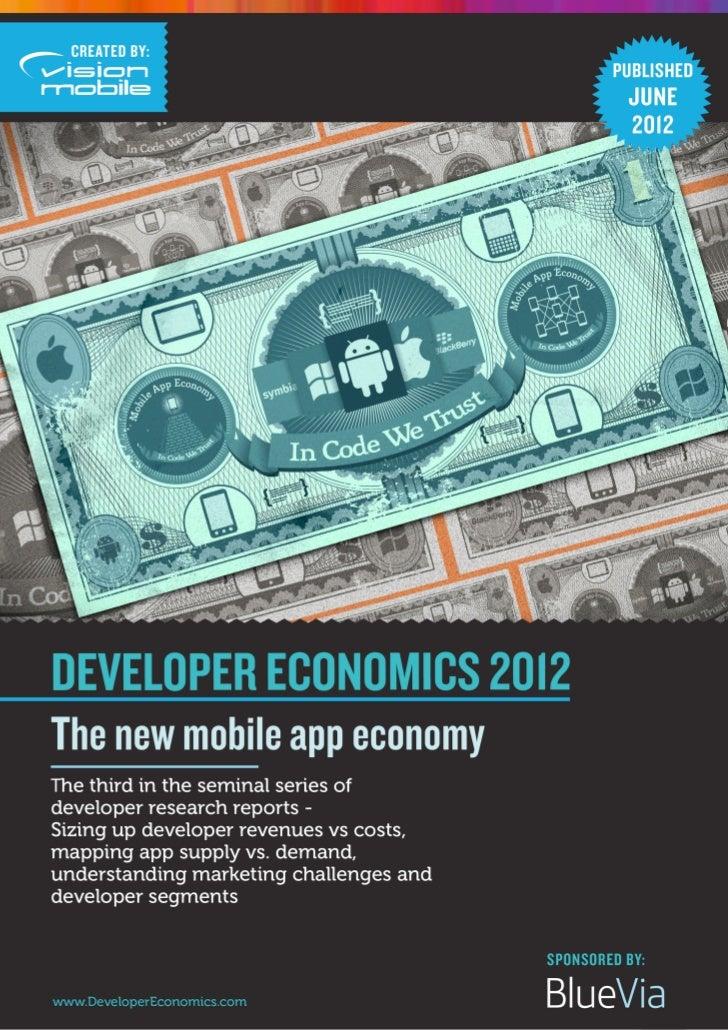 1© VisionMobile 2012   www.DeveloperEconomics.com