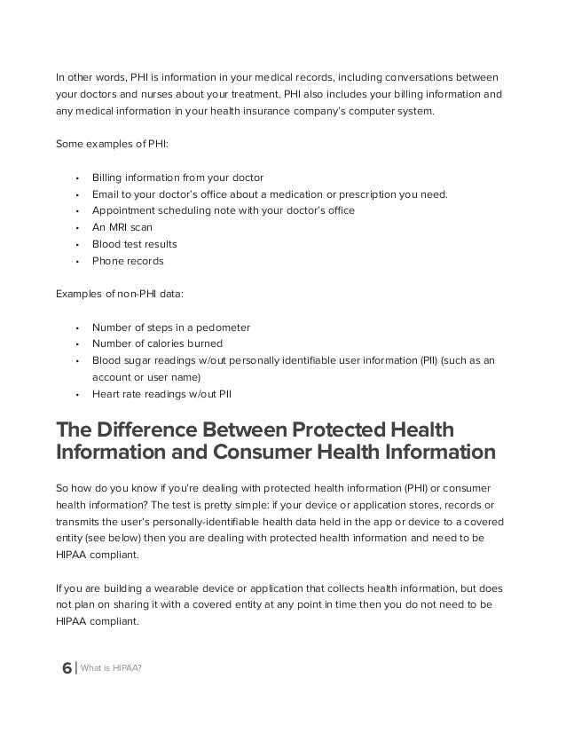 application developers guide to hipaa compliance rh slideshare net hipaa regulations for medical offices HIPAA Privacy Rule