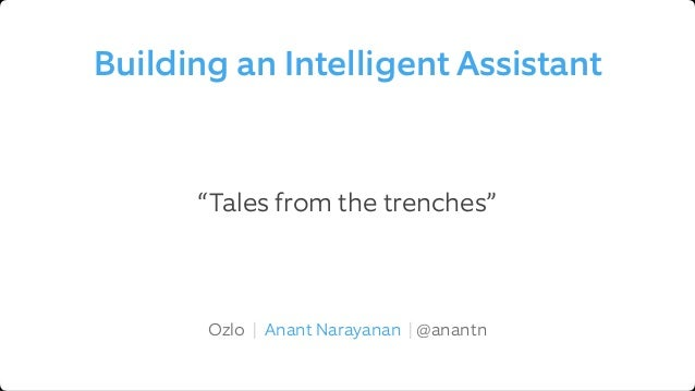 """Ozlo 