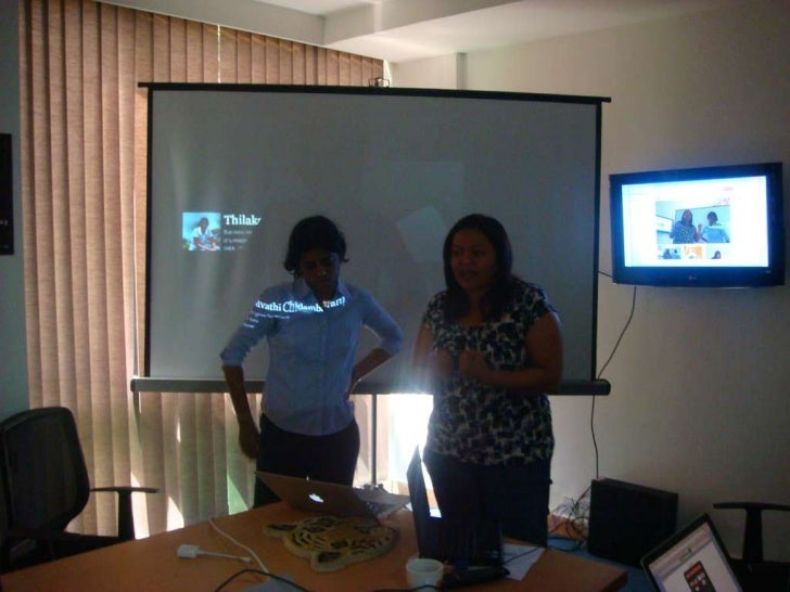 LinkedIn Developher Delhi Hackday - the first womans only hackday in India
