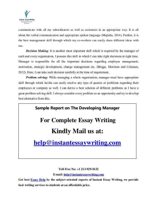 Essays conflicts workplace