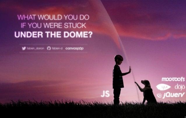 Library-Free JavaScript Development
