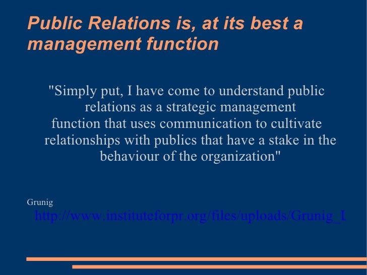intervening publics in pr strategy pdf