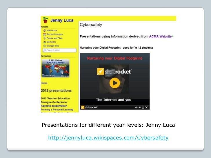 Digital Citizenship and Creative Content     http://digitalcitizenshiped.com/Curriculum.aspx