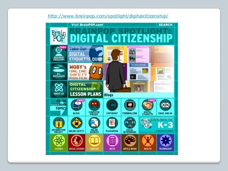 Originally developed for a workshop, this LiveBinder presentsresources for four building blocks for digital citizenship. T...
