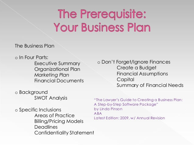 Developing A Law Firm Marketing Plan - Business plan for lawyers template