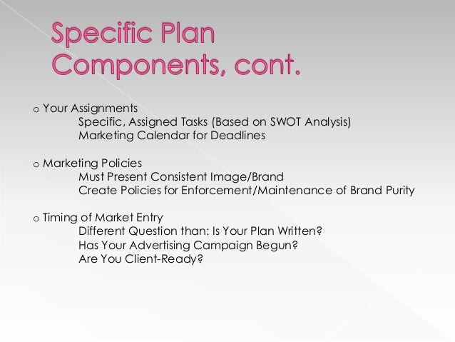 Developing a Law Firm Marketing Plan