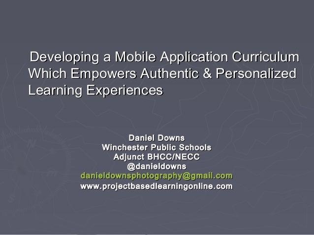 Daniel DownsDaniel DownsWinchester Public SchoolsWinchester Public SchoolsAdjunct BHCC/NECCAdjunct BHCC/NECC@danieldowns@d...