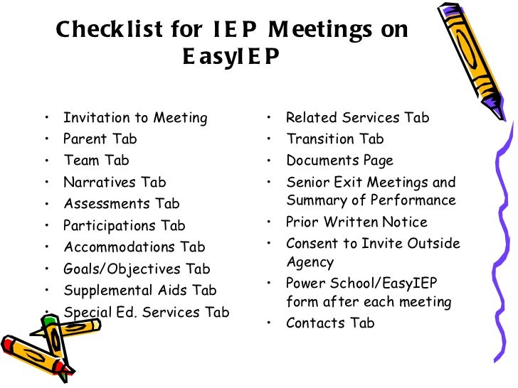 an appropriate standards based iep november 2010