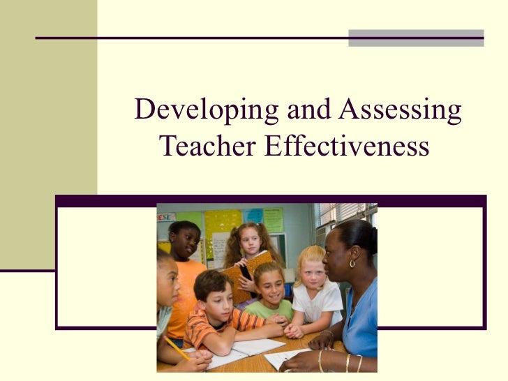 Developing and Assessing Teacher Effectiveness     © Linda Darling-Hammond 2010