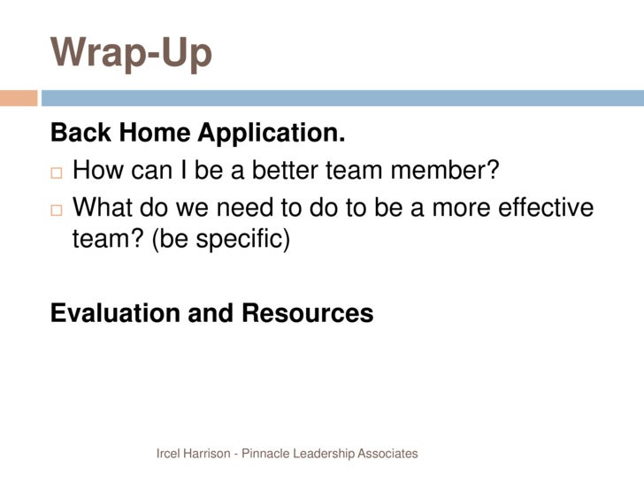 staffing policy and effective teams in Teamwork in healthcare: promoting effective teamwork in healthcare in canada and the implications of current policy , regulation, and legislation on teams.