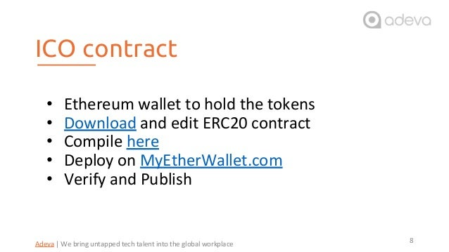 Developing an ICO with Laravel (PHP)