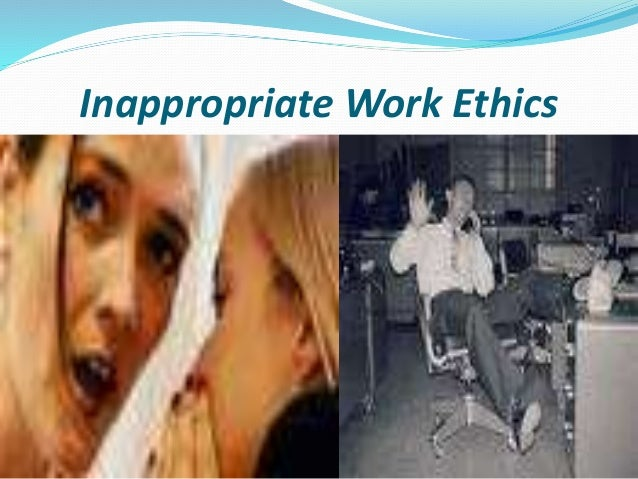 developing good work ethics Many of my students work hard even when it is not their favorite following are suggestions for parents that will help develop a good work ethic in.