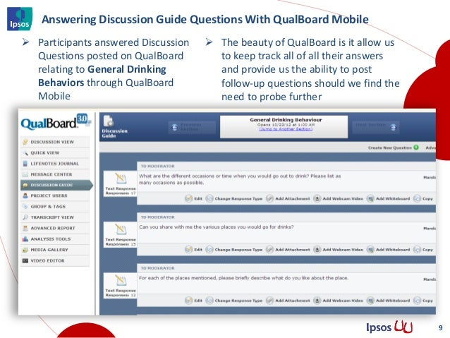 answer and discussion board