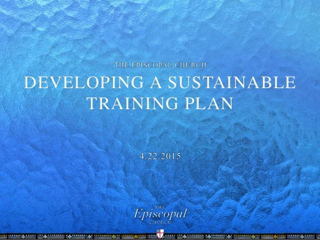 developing a training plan in an Division of workers' compensation workplace safety safety training program  development goal this program provides the elements to develop a good train .