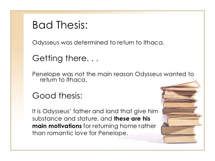 howo identify a thesis Lecture on identifying the thesis statement for my freshman comp classes (and anyone else who could benefit).