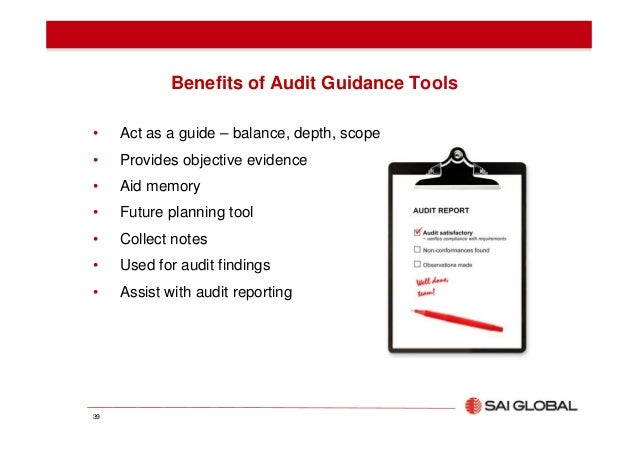 purpose of the internal audit Evaluation of the internal audit function the information contained in this guidance paper is provided for discussion purposes as such, it is intended to provide the reader and the entity.