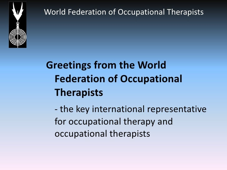 Developing competencies for occupational therapy education and practice Slide 3