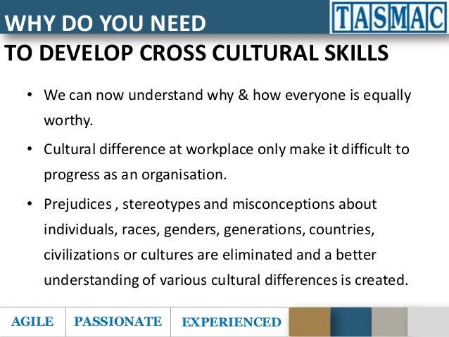 Cultural Skills  >> Developing Cross Cultural Skills