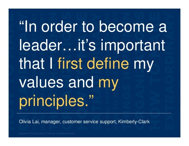 """Olivia Lai, manager, customer service support, Kimberly-Clark """"In order to become a leader…it's important that I first def..."""