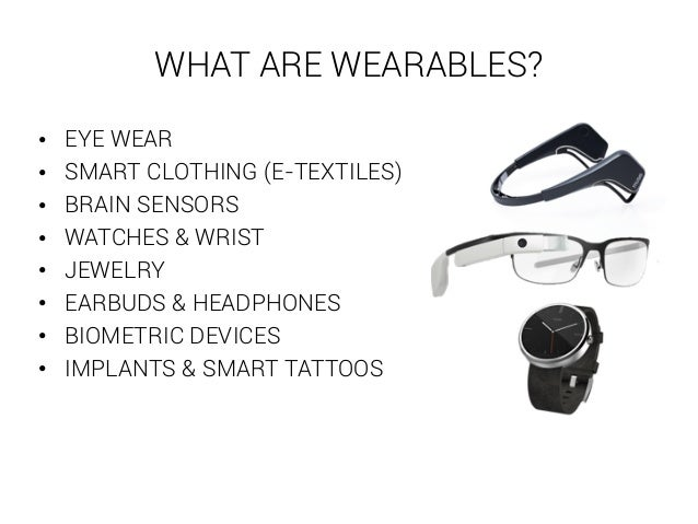 Developing For Wearables - Lessons Learned & Best Practices Slide 3