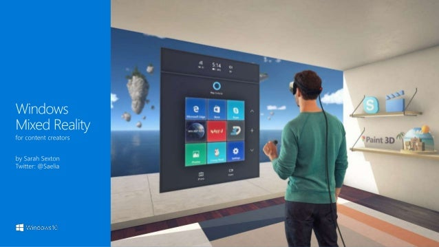Developing for Windows Mixed Reality