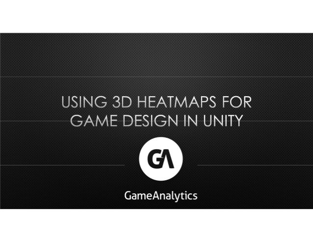 Developing 3D Heatmaps in Unity