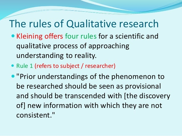 Developing hypothesis and research questions
