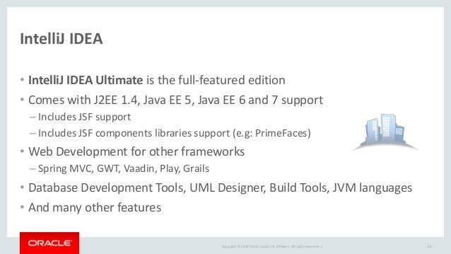 Developing Java EE Applications on IntelliJ IDEA with Oracle WebLogic…