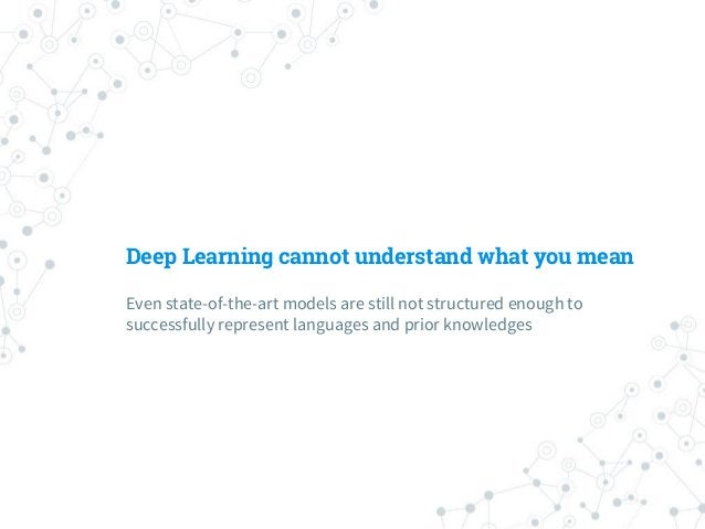 If you still want to build your own Deep Learning chatbots..! ◎ WildML(Denny Britz)'s Blog Post ◉ RNN Retrieval model ◉ Du...