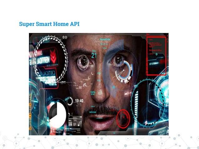 Super Smart Home API