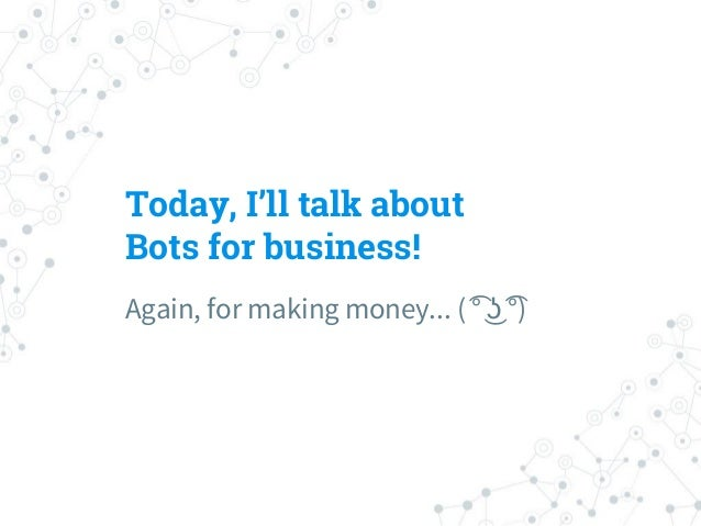 Developing Korean Chatbot 101