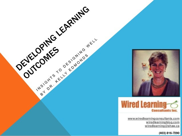 www.wiredlearningconsultants.com wiredlearningblog.com wiredlearning@shaw.ca (403) 816-7290