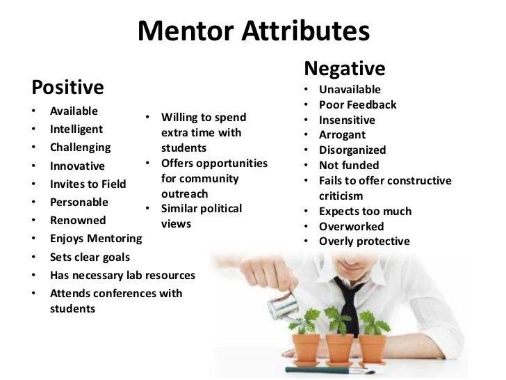 developing mentoring program