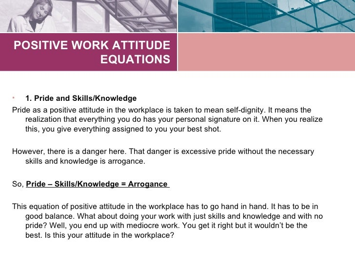 A Positive Attitude at Work: 10 Tips for Success