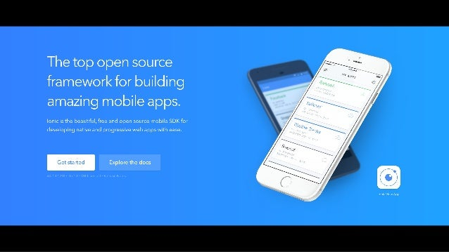 Developing PWAs and Mobile Apps with Ionic, Angular, and