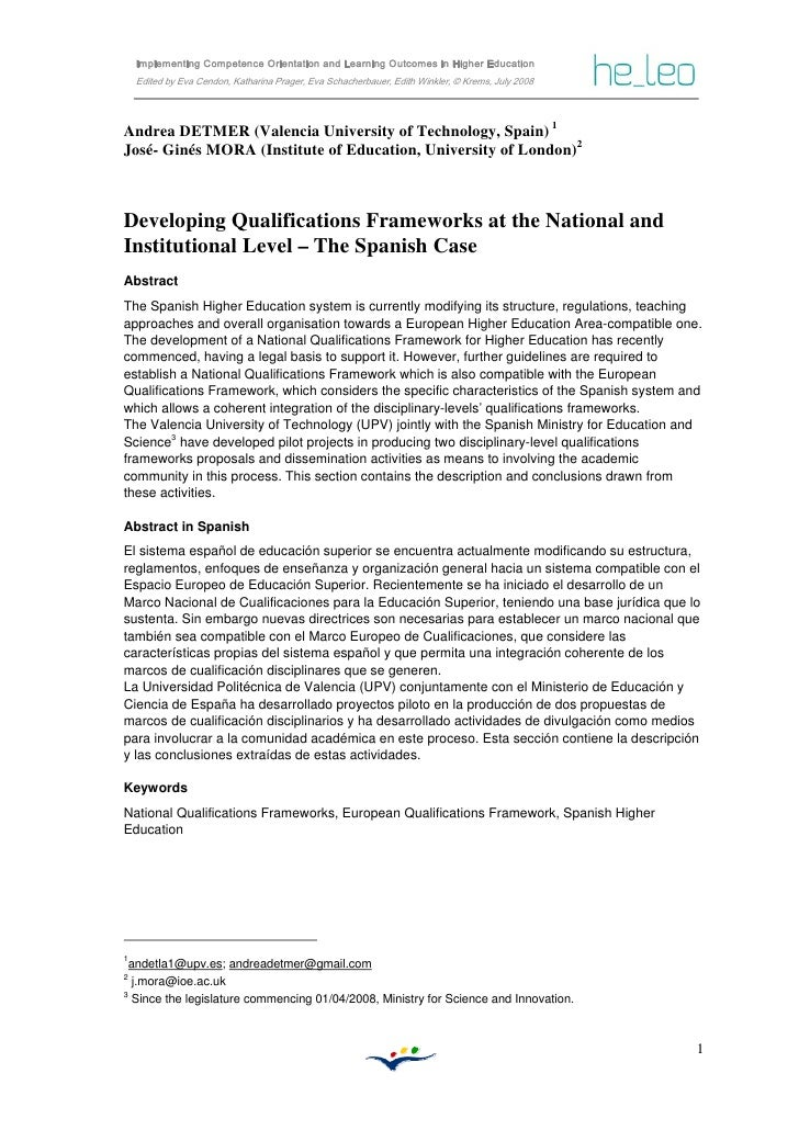 Implementing Competence Orientation and Learning Outcomes in Higher Education     Edited by Eva Cendon, Katharina Prager, ...