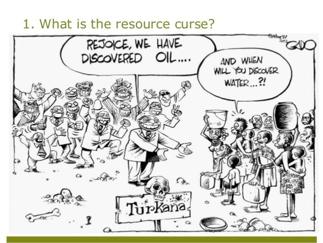 Natural Resource Curse