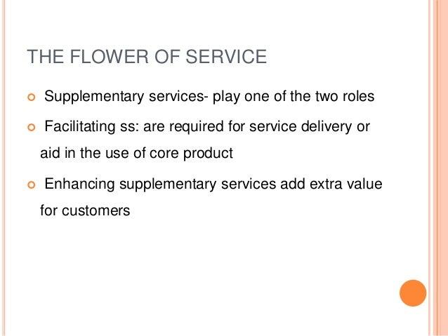 flower of service definition
