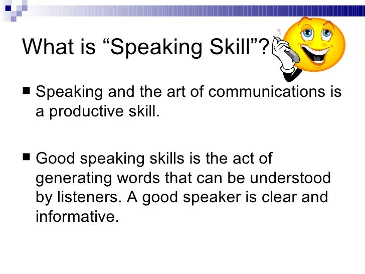 Skill Definition For Kids