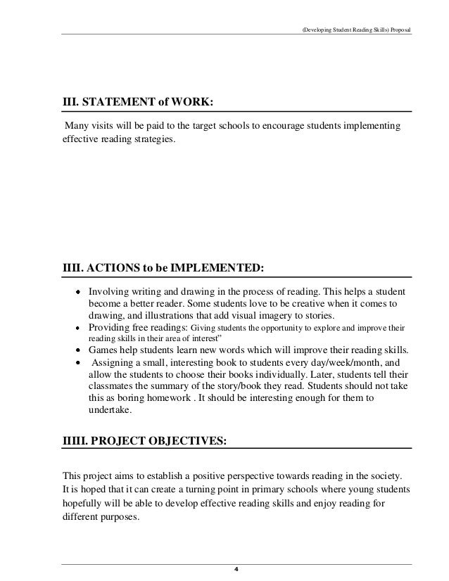 developing student reading skills proposal jpg cb  3 4 developing student reading skills