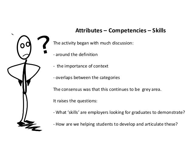 students employability Employability one of our aims is to help students develop their employability skills and obtain appropriate work experience our regular contact with employers means we are very aware of the kind of skills and personal attributes graduate.