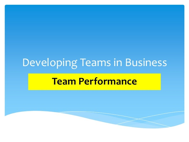 Seven Strategies for Developing Cohesive Teams