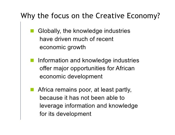 Essay On Science Developing The African Creative Economy  Intellectual Property Amp The  African Artist Essay Style Paper also College Essay Paper Developing The African Creative Economy  Intellectual Property Amp Sample English Essays