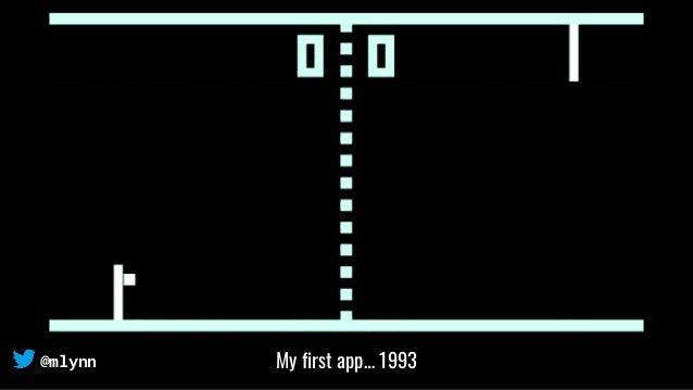 @mlynn My first app… 1993
