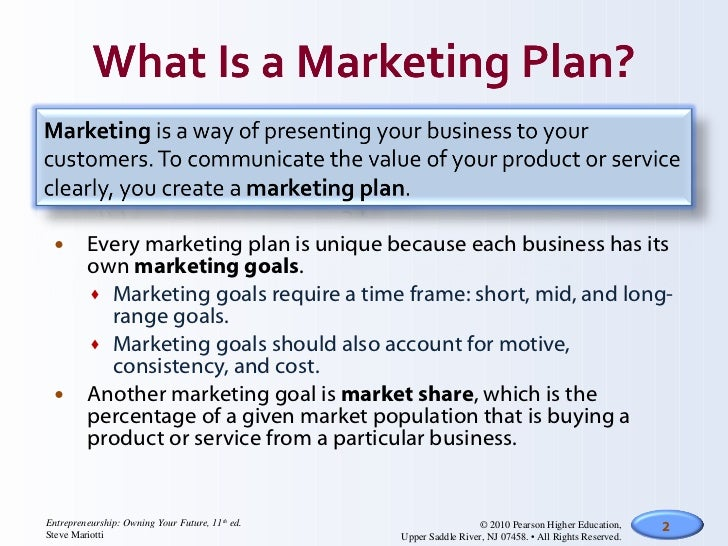 how to develop a marketing mix