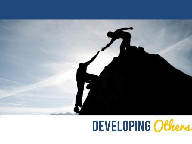 i developing yourself and others The developing yourself and others unit develops knowledge and understanding of how to identify development needs and develop self and others to achieve organizational objectives.