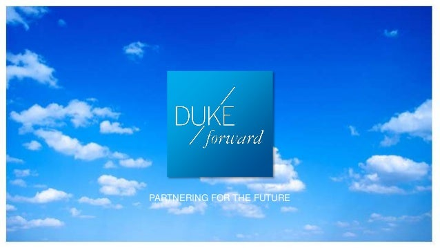 PARTNERING FOR THE FUTURE