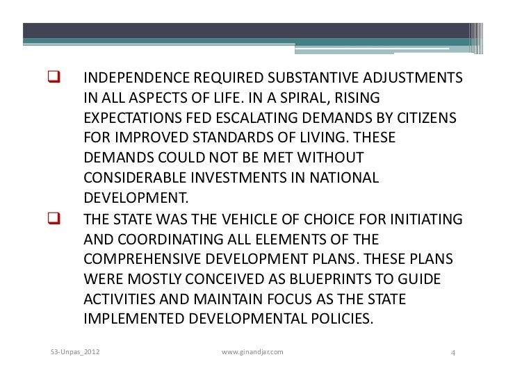 Development administration chapter 5 unpas 2012 malvernweather Choice Image